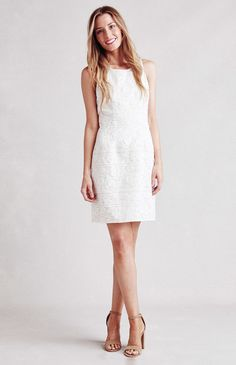Saugatuck Dress by Paper Crown