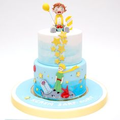 Küçük Prens Pasta - Little prince cake