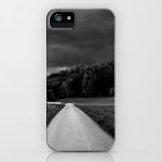 The Road iPhone Case by Rainer Steinke - $35.00