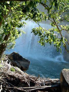Taquamenon falls, U.P. Michigan