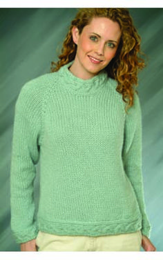 Nice simple sweater for this winter free pattern