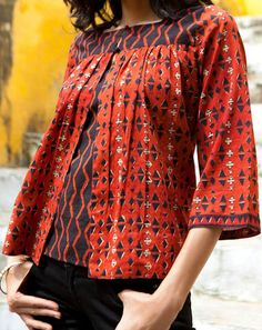 women cotton top