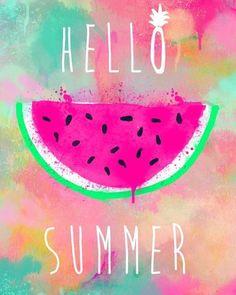 "xoxo-whitney: "" happy summer! """