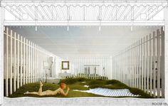 Σε Έλληνα αρχιτέκτονα το πρώτο βραβείο του Πανευρωπαϊκού Διαγωνισμού Σχεδιασμού Room 18