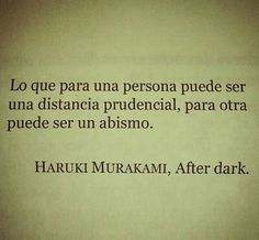 HARUKI MURAKAMI, After dark