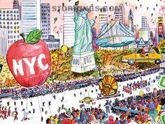 Michael Storrings - My Art That Celebrates. Thanksgiving.