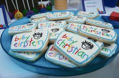 Tya Lynn Nelson's Birthday / Baby Einstein - Photo Gallery at Catch My Party First Birthday Winter, Boys 1st Birthday Party Ideas, 1st Birthday Girls, First Birthday Parties, Birthday Presents For Him, 16th Birthday Gifts, Birthday Crafts, Birthday Nails, Birthday Cookies