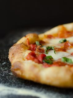 Nancy Silverton's Pizza Dough Recipe with Peperonata, Salumi, and ...