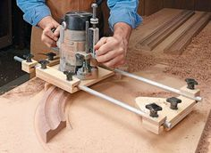 Versatile Molding Jig | Woodsmith Plans: