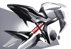 CB650F design sketch                                                       …