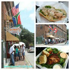 Places to eat in Savannah GA via @Marianne Celino Lopez