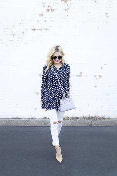@kateymcfarlan of Chronicles of Frivolity featuring #SteveMadden and @anthropologie
