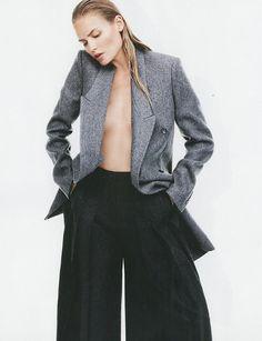 GRAY (Harper's Bazaar)
