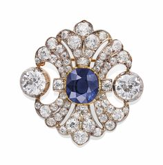 Jewelry Metals: Stone and Gems: Discount Jewelry: Cleaning and other tips: Jewelry Collection: Royal Jewelry, Gems Jewelry, Fine Jewelry, Jewellery, Gemstone Brooch, Diamond Brooch, Sapphire Diamond, Or Antique, Antique Jewelry