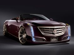 Cadillac Ciel Wheels