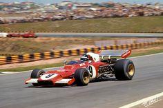 1973 GP Brazylii (Jacky Ickx) Ferrari 312B2