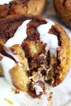 Vegan Gluten-free Cinnamon Rolls - UK Health Blog - Nadia's Healthy Kitchen
