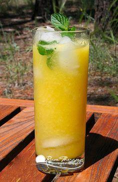 Mango Mojito | Rum Therapy | Tropical Travel Guide