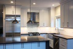 Kitchen countertop is Silestone quartz. Silestone quartz counter ...