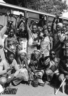 Fela In Versace by AKA and Kiddominant as reflection of Omniculture and Pan-Africanism