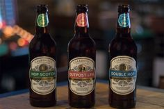 Tennen'ts brewer launches 'premium' bottled ales