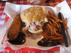 Pappy's Smokehouse, St Louis, Menphis Style BBQ