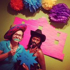 Etsy Craft Party San Antonio-style #craftparty #alamocrafters