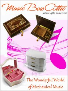 Special Offer from Music Box Attic: Get 15% off on all purchases
