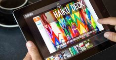 The Book Chook: Set Your Stories Free with Haiku Deck Class Presentation, Online Presentation, Presentation Software, Haiku, Problem Based Learning, Ipad, Deck Builders, Must Have Tools, Flipped Classroom