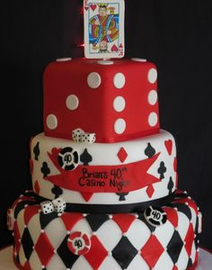 Poker | poker-cards-casino-theme-cakes-cupcakes-mumbai-22 - Cakes and Cupcakes ...