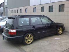Subaru Forester Stb