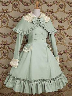 Lolibrary | Mary Magdalene - Coats - Gloriana Spring Coat