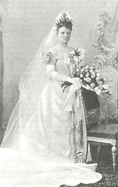 Marie of Waldeck Pyrmont. First Wife from William of Württemberg.