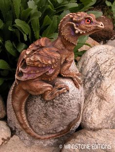 Little Rock dragon by *Reptangle on deviantART