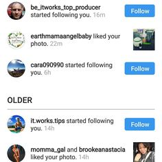 Earth Mama Angel Baby liked my post! 💚💚💚💚💚😍 Fan girling over mommy products! 😂😂😂 #FitFabandQuirky #fangirling #Earthmamaangelbaby