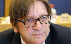 Γκι Φερχόφσταντ: «Περισσότερη Ευρώπη, αλλά όχι αυτ...