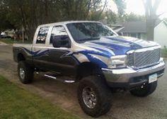 1999 Ford Super Duty (Diesel)