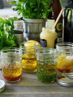 4 gode salatdressinger - Mat På Bordet