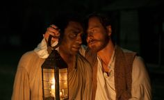 http://www.metacritic.com/movie/12-years-slave/details  http://www.koin.com/entertainment/review-12-years-a-slave-a-powerful-achievement_34646661  John Stewart: http://www.thedailyshow.com/watch/wed-october-9-2013/michael-fassbender