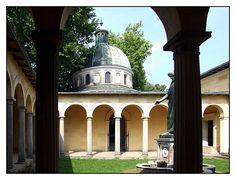 Potsdam, Park Sanssouci, Friedenskirche, Kaiser-Friedrich-Mausoleum, Julius Carl Raschdorff