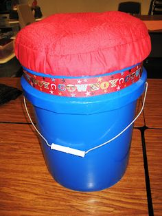 First Grade Wow: Buckaroo Buckets