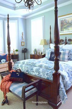 Master Bedroom - Housepitality Designs