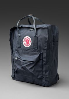 FJALLRAVEN Kanken in Graphite at Revolve Clothing - Free Shipping!