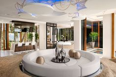 Overlooking the Andaman Sea, on the shores of Phang Nga province in Thailand, is the new and impressive Iniala Beach House. Each of the 10 suites, spread over three villas, are designed by different designers from all over the world - some inspired by traditional Thai architecture, some influenced