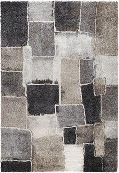 Dieser Webteppich (B x H: ca. 80 x 150 cm) von NOVEL setzt einen geschmackvollen Stilakzent in Ihrem Zuhause! Die gedeckte Farbgebung in Grautönen harmoniert mit dem auffälligen Muster und schafft so ein stimmiges Gesamtkonzept. Eine einfache Reinigung garantiert die niedrige Florhöhe von 18 mm: Der Teppich fühlt sich weich an, ohne Staub anzuziehen. Verschönern Sie Ihr Wohnambiente und genießen Sie die Vorzüge eines Webteppichs von NOVEL!