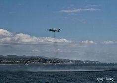 Impressionant veure un AV-88 Harrier II Plus quiet davant meu!
