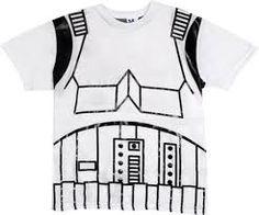 Image result for diy storm trooper shirt
