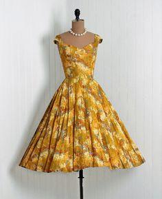 Tea Party Hostess Dress Extraordinaire!