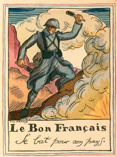 Le Bon Français se bat pour son pays - Guy Arnoux