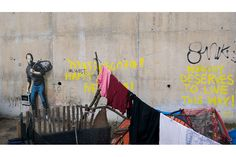 Renowned street artist Banksy has never been one to shy away from his political opinions. To showcase his latest standpoint on refugees, he has painted a new picture of the late Steve Jobs —who was the son of a Syrian migrant —on a wall located in a refugee camp in Calais, France. The artwork highlights …